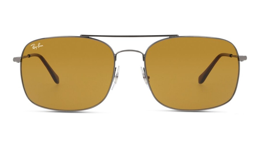 Ray-Ban RB 3611 Men's Sunglasses Brown / Grey