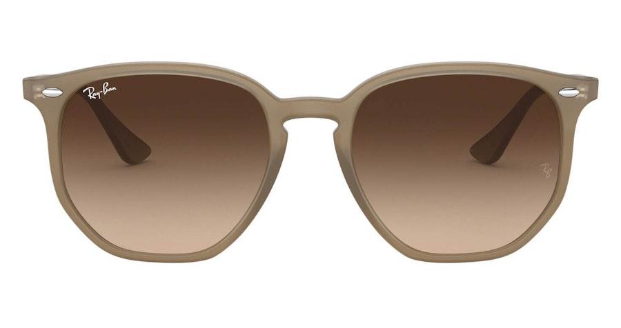 Ray-Ban RB 4306 Men's Sunglasses Brown/Beige
