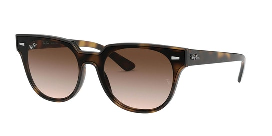 Wayfarer RB 4368N (710/13) Sunglasses Brown / Tortoise Shell