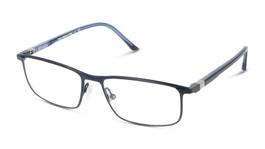 SH 2047 (Large) Men's Glasses Transparent / Blue