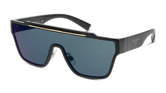 DG 6125 (501/76) Sunglasses Grey / Black