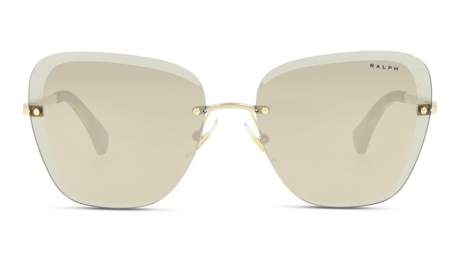 Ralph by Ralph Lauren RA 4129 (93895A) Sunglasses Gold / Gold