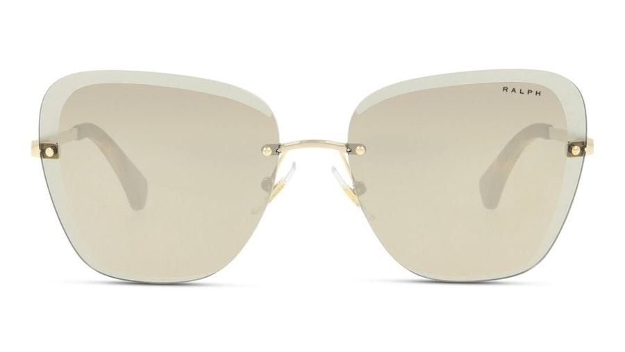 Ralph by Ralph Lauren RA 4129 Women's Sunglasses Gold / Gold