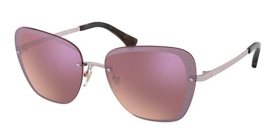 RA 4129 (9390D0) Sunglasses Pink / Pink