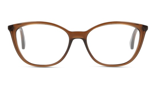 RA 7114 Women's Glasses Transparent / Brown