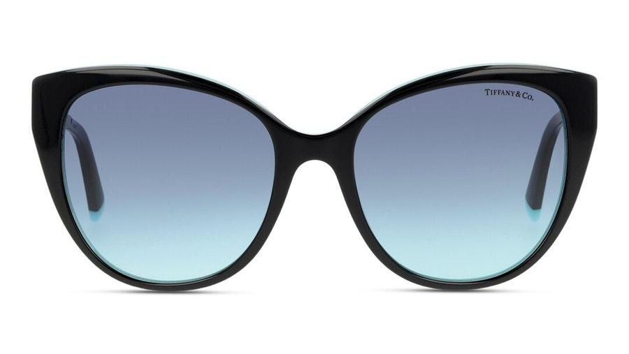 Tiffany & Co TF 4166 Women's Sunglasses Blue / Black