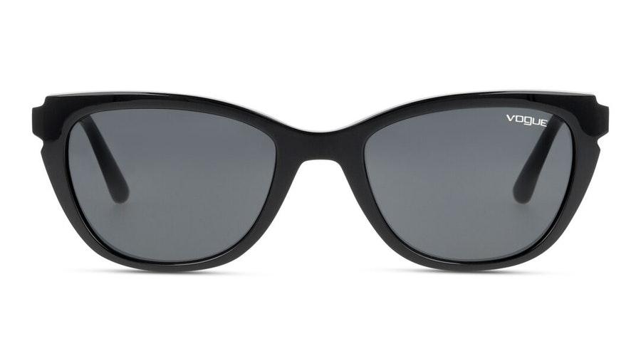 Vogue VO 5293S Women's Sunglasses Grey / Black