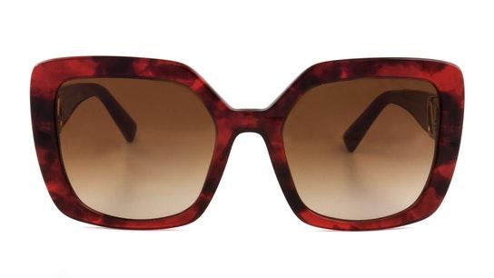 VA 4065 Women's Sunglasses Brown / Red