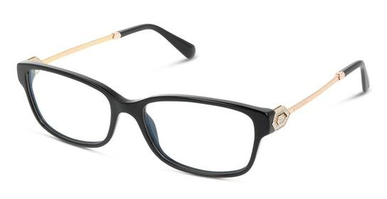 Serpenti BV 4180B Women's Glasses Transparent / Black