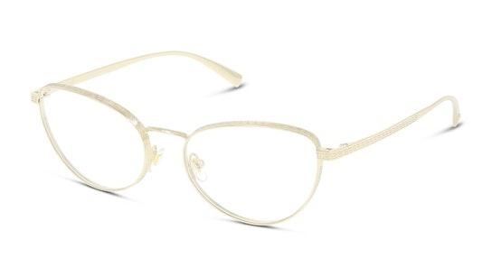 VE 1266 (1252) Glasses Transparent / Gold