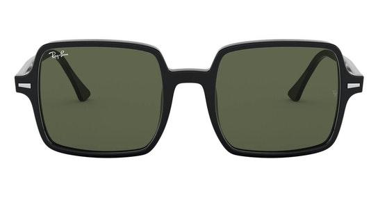 Square II RB 1973 Women's Sunglasses Green / Black