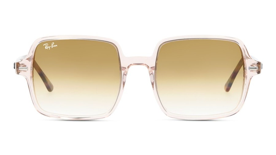 Ray-Ban Square II RB 1973 Women's Sunglasses Brown / Pink