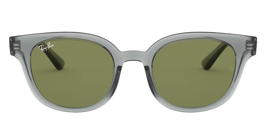 Ray-Ban RB 4324 Men's Sunglasses Green/Grey