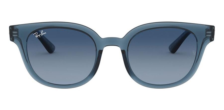 Ray-Ban RB 4324 Men's Sunglasses Blue/Blue