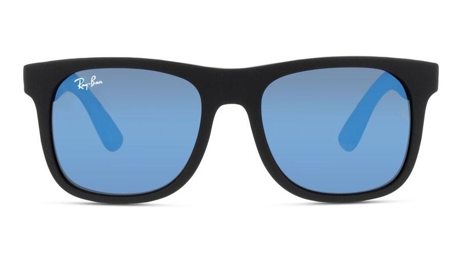 Ray-Ban Juniors RJ 9069S (702855) Children's Sunglasses Blue / Black