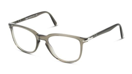 PO 3240V (1103) Glasses Transparent / Grey