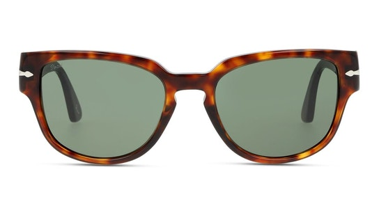PO 3231S Men's Sunglasses Green / Tortoise Shell