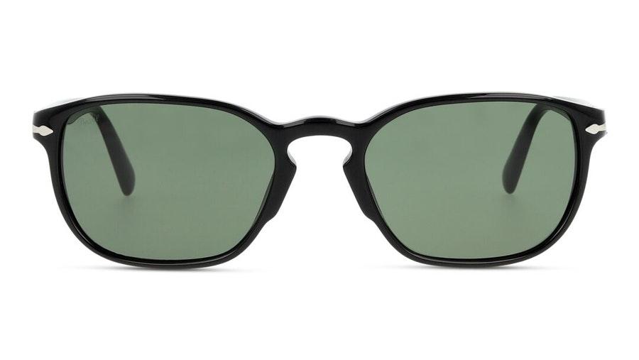 Persol PO 3234S Men's Sunglasses Green / Black