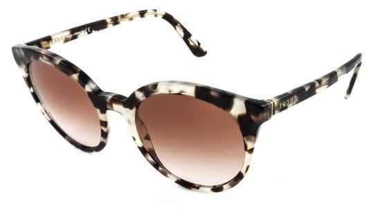 PR 02XS (UAO2F1) Sunglasses Pink / Beige