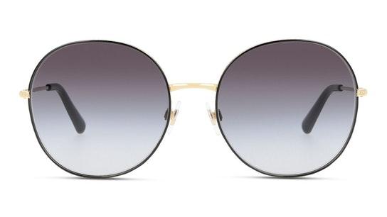 DG 2243 (13348G) Sunglasses Grey / Black