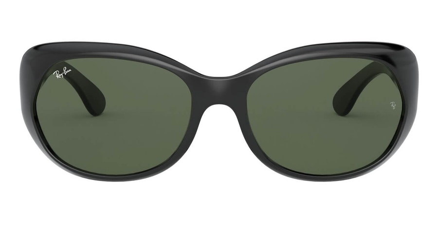 Ray-Ban RB 4325 Woman's Sunglasses Green/Black