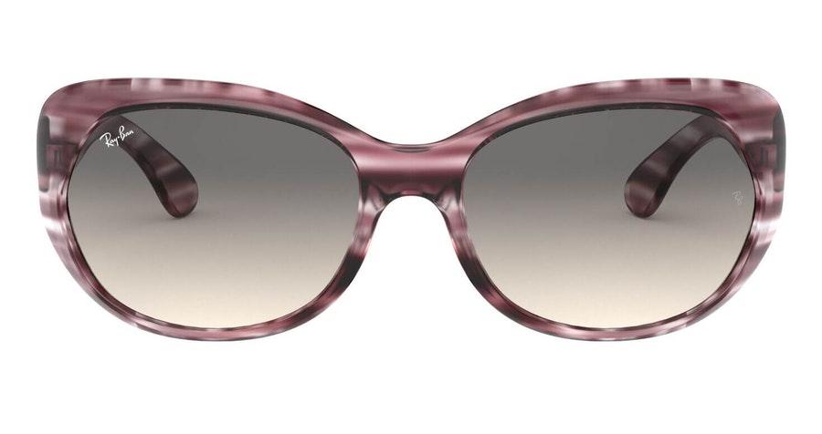 Ray-Ban RB 4325 Woman's Sunglasses Grey/Tortoise Shell