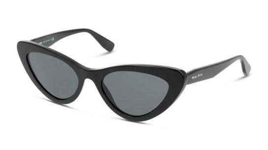 MU 01VS Women's Sunglasses Grey / Black