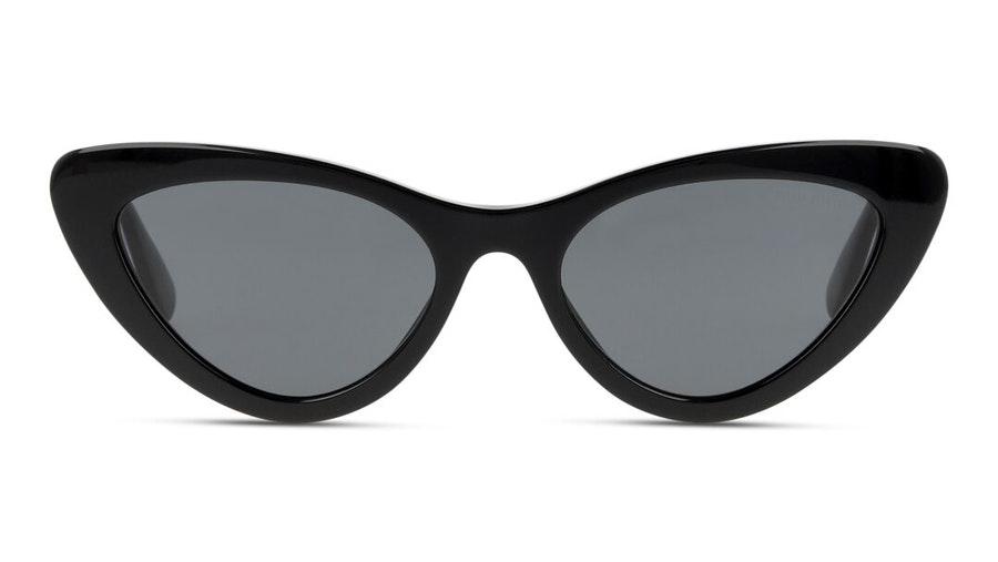 Miu Miu MU 01VS (1AB5S0) Sunglasses Grey / Black