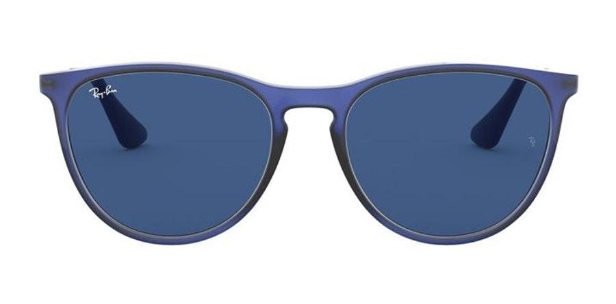 Ray-Ban Juniors RJ 9060S Children's Sunglasses Blue / Blue