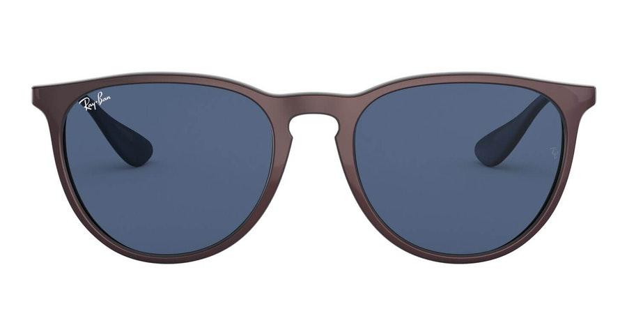 Ray-Ban Erika RB 4171 Woman's Sunglasses Blue/Black