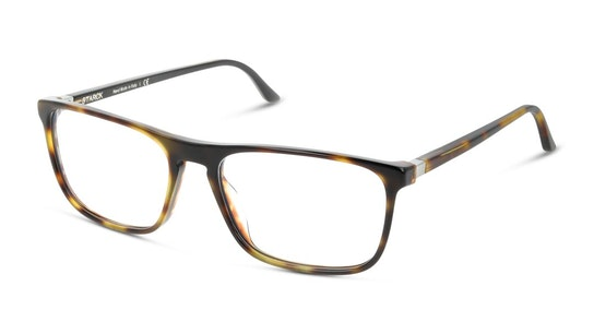 SH 3026 (Large) Men's Glasses Transparent / Tortoise Shell
