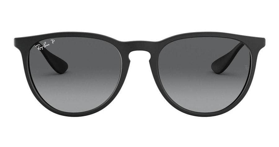 Ray-Ban Erika RB 4171 Women's Sunglasses Grey / Black