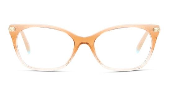 TF 2194 Women's Glasses Transparent / Brown