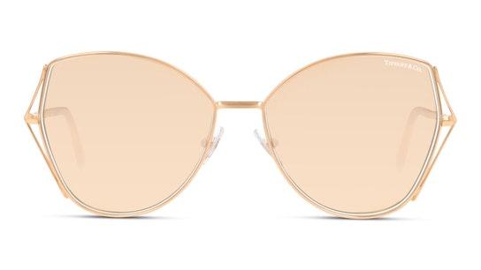 TF 3072 Women's Sunglasses Brown / Gold