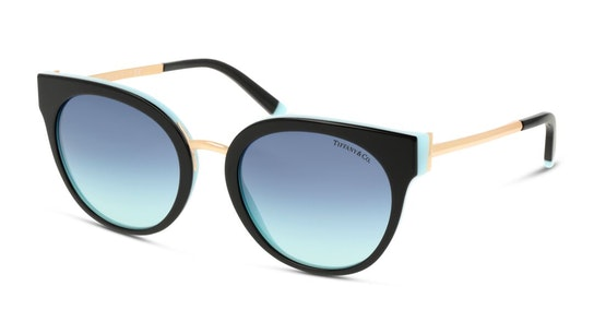 TF 80559S Women's Sunglasses Blue / Black