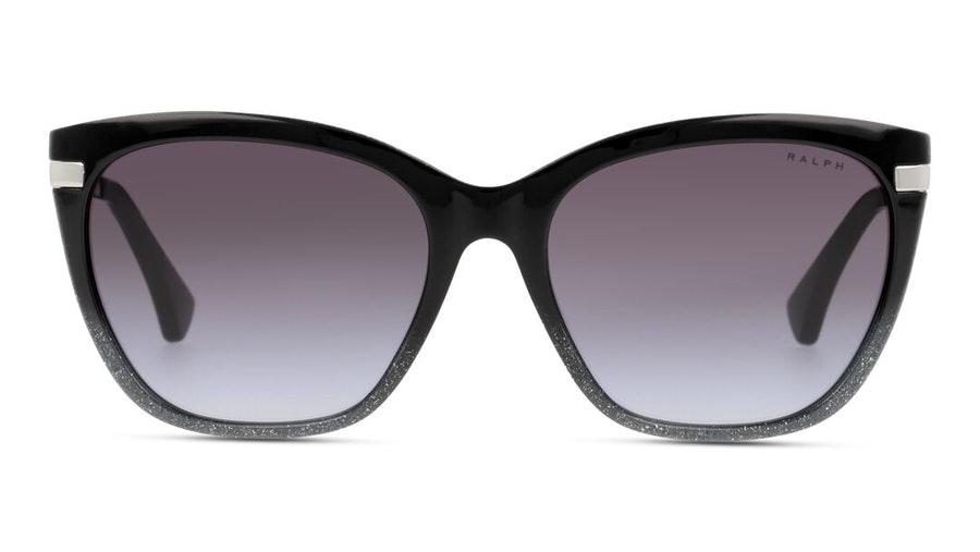 Ralph by Ralph Lauren RA 5267 Women's Sunglasses Violet / Black