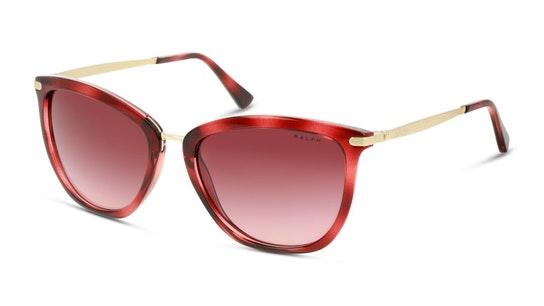 RA 5245 Women's Sunglasses Burgundy / Burgundy