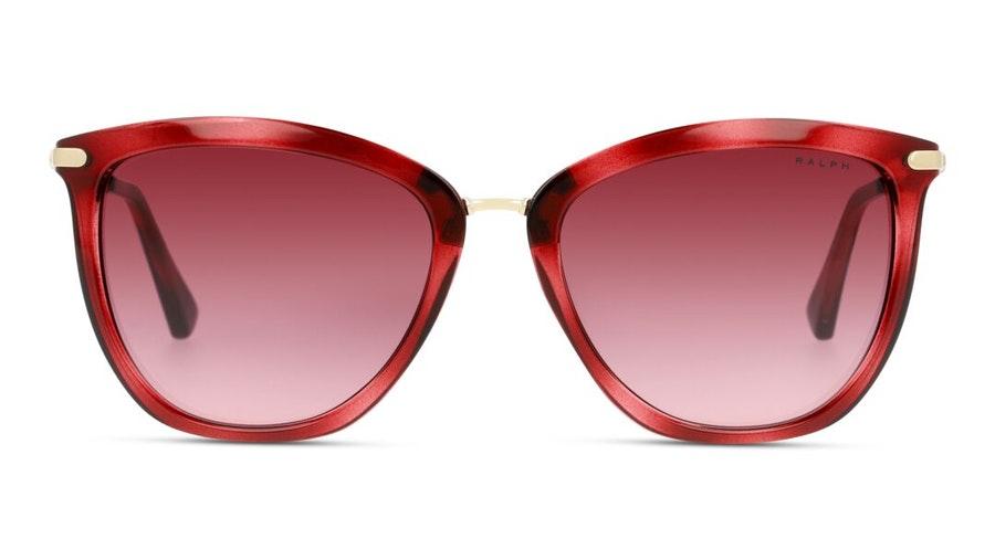 Ralph by Ralph Lauren RA 5245 Women's Sunglasses Burgundy / Burgundy