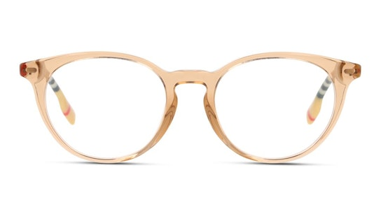 BE 2318 Women's Glasses Transparent / Pink