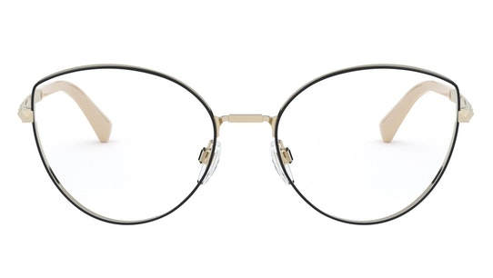 VA 1018 Women's Glasses Transparent / Black
