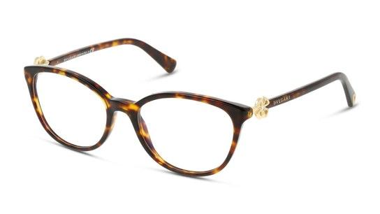 BV 4185B (504) Glasses Transparent / Tortoise Shell