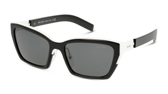 PR 14XS (02C5S0) Sunglasses Grey / Black