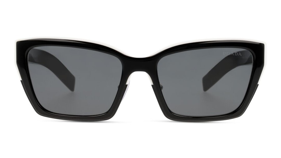 Prada PR 14XS Women's Sunglasses Grey / Black