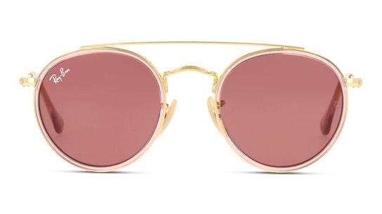 RJ 9647S (281/75) Children's Sunglasses Pink / Gold