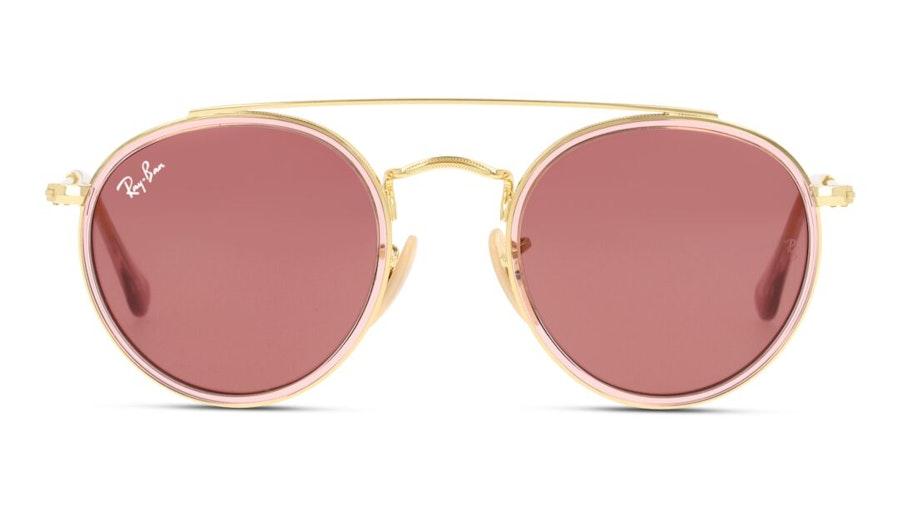 Ray-Ban Juniors RJ 9647S Children's Sunglasses Pink / Gold