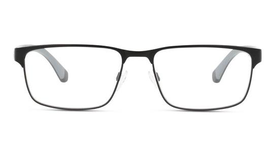 EA 1105 (Large) Men's Glasses Transparent / Black