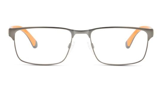 EA 1105 (Large) Men's Glasses Transparent / Grey