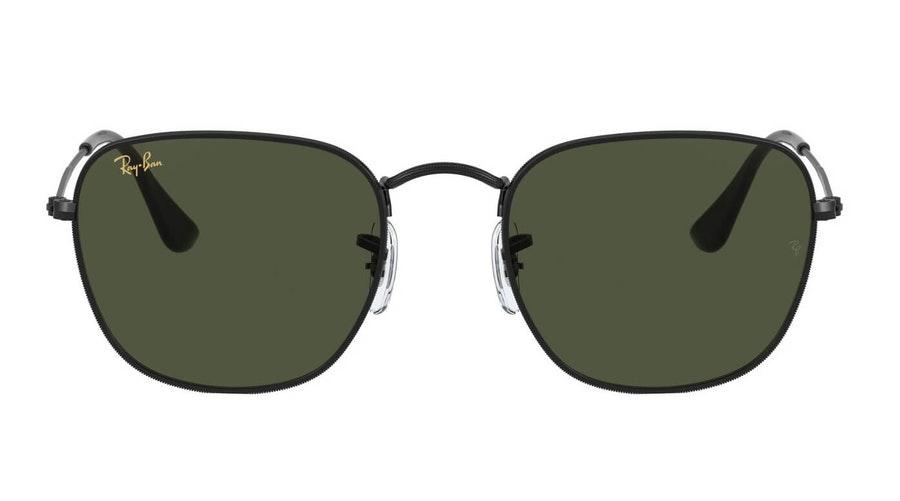 Ray-Ban Frank RB 3857 Men's Sunglasses Green / Black