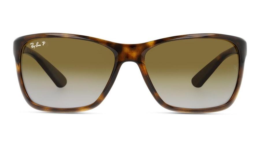 Ray-Ban RB 4331 Men's Sunglasses Brown / Havana