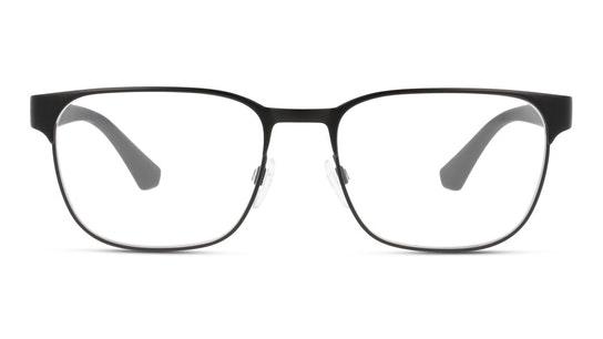 EA 1103 Men's Glasses Transparent / Black